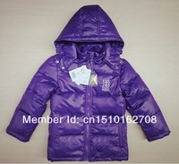 Children down jacket boy children's wear down jacket season warm boy winter coat Children cotton coat