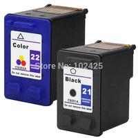 Ink Cartridge For HP F380 F2100 F2110 F2240 F2280 F2250 F4100 F370 Printer Ink Cartridge For HP 21 22