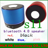 The new S11 Bluetooth Speaker Handsfree with LED lights TF card and Bluetooth4.0 stereo headphone jack
