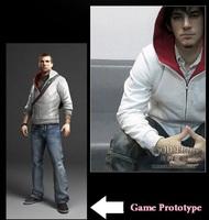High Quallity Assassins Creed Costume Sleeve Sweatshirt Desmond Hoodie Design Sport Suit Men Tracksuit Free Shipping
