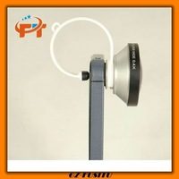 New style 0.4x clip-on super wide angle conversion optical lens for iphone 5