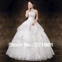 New arrival diamond 2014 weddings wedding dresses slim fashionsweet tube top lace wedding dress 2014