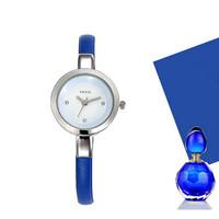 2014 Hot Selling Female Watches!Lady's Luxury Famous Brand Logo Leather Square Quartz Wristwatches,Women's Rhinestone Bracelet