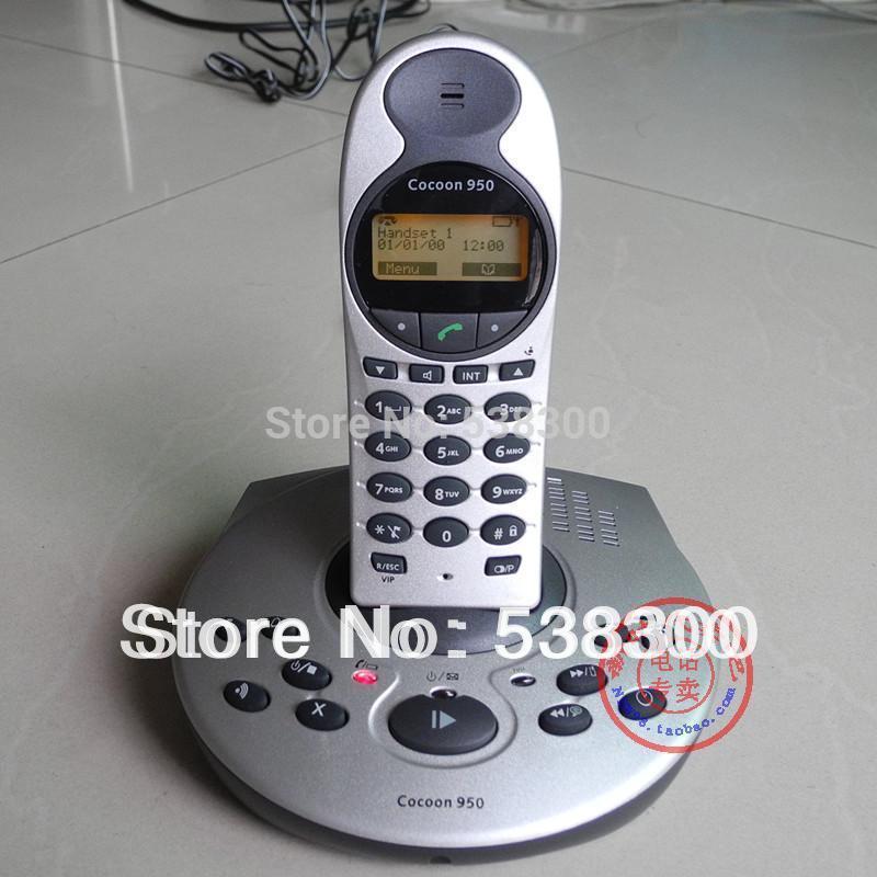 Digital Cordless Phone Single Cordless Home Phone Single