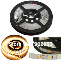 10M Super Bright LED Strip Light 5630  300 LED 5M Cristmas addressable Lighting Cold white Waterproof Free Shipping10M/lot