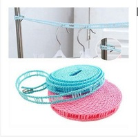 Home supplies novelty pluripotent slip-resistant 5m clotheshorses windproof clothesline rope