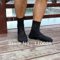 Thickening wet winter swimming diving stockings socks warm leg warmers snorkeling with socks Pink, gray, black J-319