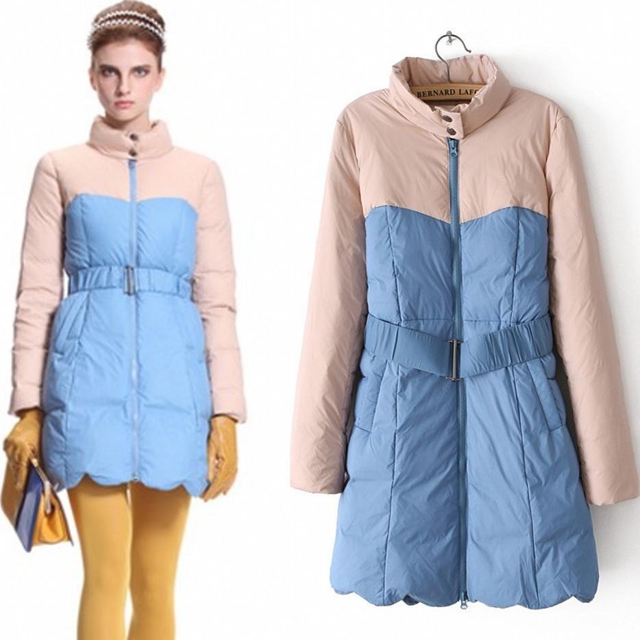 Женские пуховики, Куртки , L309 женские куртки