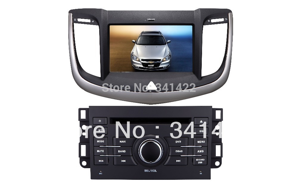 8 inch In dash car dvd for Chevrolet New Epica 2013 With Touch screen RDS Steering Wheel Control TV Wince 6.0 Free Map(China (Mainland))