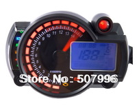 Adjustable Motorcycle digital speedometer LCD digital Odometer KOSO similar   SH-025