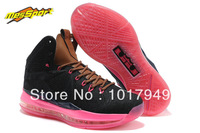 Fast Free Shipping,2013 New LeBron X EXT QS Denim Cork Men's Basketball Shoes,Discount For Men Shoes,Cheap Athletic Shoe On Sale