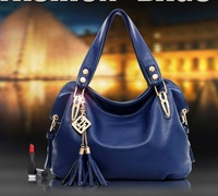 2014 New Arrived Quality Metal Genuine Leather Bag,Women Shoulder Bag,women handbag,leather bags,bolsas,women leather handbags