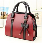 handbag shoulder bags genuine leather pu new collection 2014 Satchel for women Cellular super deal/bow brand vintage/112