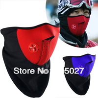 Ride bicycle windproof cold-proof skiing masks men face mask outdoor ride care caps for men and women