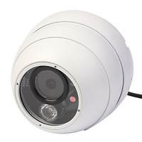 2.6 mm Wide Angle Lens ,130 Degree,1.3 Mega Pixels HD Network IP Camera