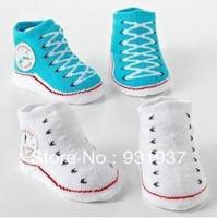 5pairs/lot free shipping,good quality ,cartoon baby cotton socks,newborn lovely cotton socks,100%cotton 3D sport ,baby socks