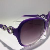 sun glasses    women Sunglasses  Eyewear Ladies sunglasses  purple red  oculos de sol sunglasses