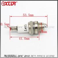 Engine Motorized Bicycle Bike High Performance Spark Plug for 80cc 60cc 49cc Motor