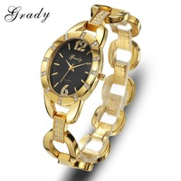 Ultra thin watches fashion gold watches 22K ladies 2014 new arrival luxury watch