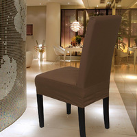 Cotton yarn card all-inclusive one piece chair cover dining chair cover professional customize good workmanship