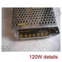 120W ac/dc 12v 10a power adapter 1pcs free shipping high quality transformer adapter power For LED Strip Light Display 220V/110V