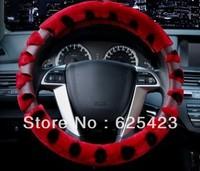 Winter Car Cover Haver m4h5 h6 Volkswagen cc Bora Golf Passat Special Steering Wheel Hubs 38CM Plush Red Beige Gray Black etc.