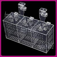 Fry isolation boxes/breeding boxes aquarium decoration aquarium accessories (Three boxes) ,Free shipping