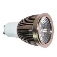 Free Shipping High Power GU10 Warm Cool White 8W COB LED GU10 Downlights 800LM Lamp Bulb