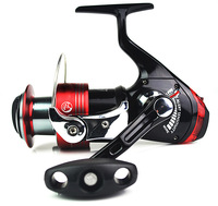 Available Free shipping GOOD FISHING GEAR CATKING AAEY 5BB+1RB spinning reel a Fishing Reels Bait Alert Spinning Wheel