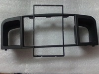 Factory Supply Special Car DVD Frame /Fascias/Panel For Lifan 620 With Black Color Free Shipping