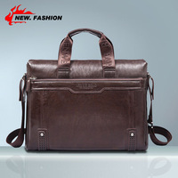 New cross section oblique satchel handbag business computer briefcase FEIMA men men's bags free postage 1910