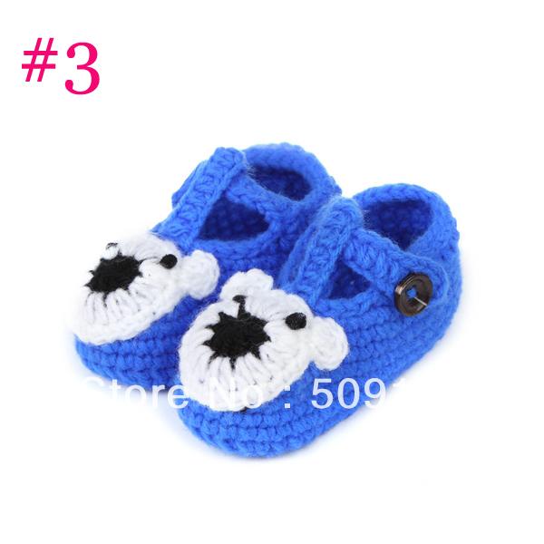Crochet Baby Booties Sole Pattern : Crochet Baby Shoe Sole Pattern