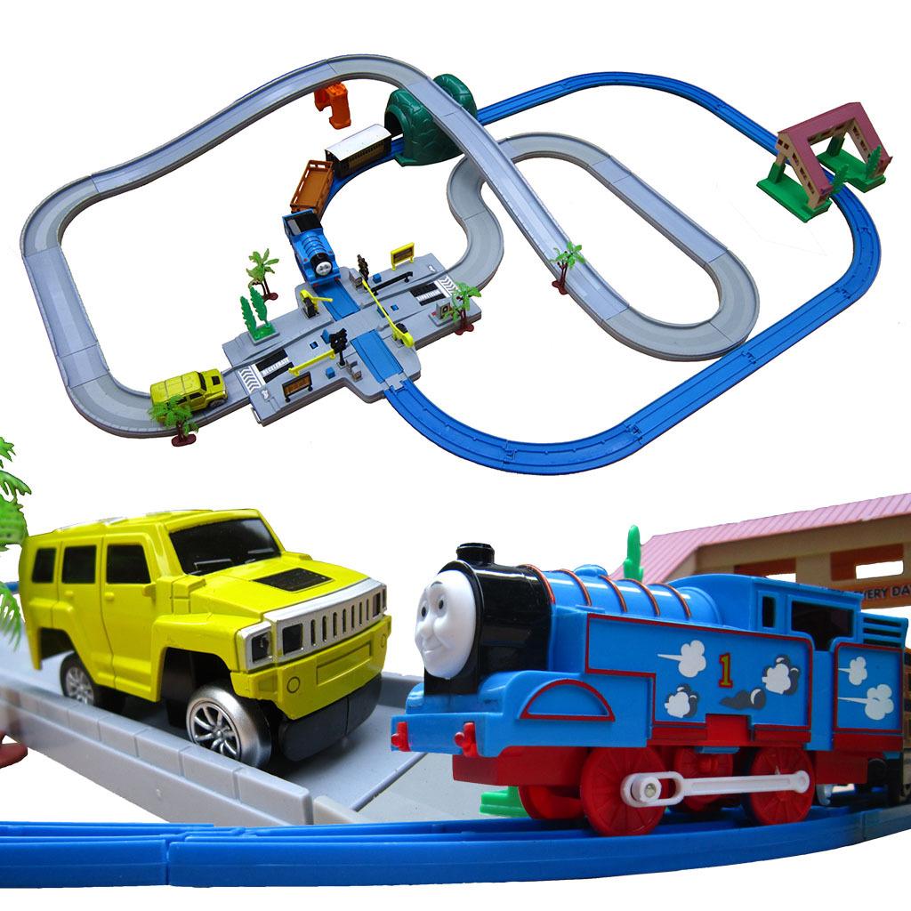 Thomas railroad toys