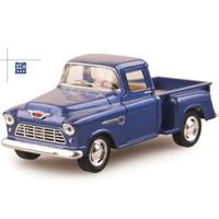 1:32 Alloy WARRIOR car alloy car model toy car CHEVROLET 1955pick chromophous open the door
