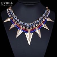 shourouk chunky rope choker statement necklace chunky crystal necklace women choker statement triangle choker necklace triangle