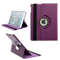 360 Degrees Slim Rotating Stand Leather Case Cover for Apple Ipad Air 9.7inch Tablet