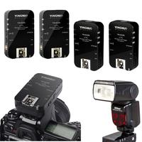 4 YN 622N Wireless TTL Flash Trigger Transceivers for Nikon D300 D200 D7000 D90 D80