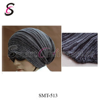 5Pcs/Lot 2013 Men's Beanies Double-color Pattern Stripes Design Winter Hats For Sale