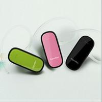New Arrival H26S Mini Mono Bluetooth Headset Wireless Universal Bluetooth Headset a6