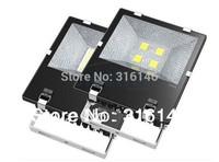 200w 4x50w led flood light floodlights tunnel light square light wateproof IP65  bridgelux 45mil DHL free shipping