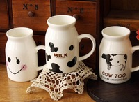 3pcs promotion gift coffee cup with Brief lovers ceramic milk cup. teacup  .  mug