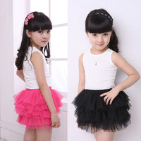 children clothes child clothing girl's skirt  free shipping