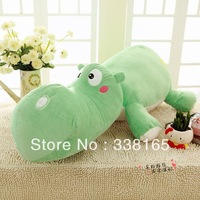 cute dinosaurs pillows 70cm big plush toy dolls large stuffed animal toys,green,blue & yellow 3 colors to choose,christmas gift