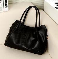 Hot 2014 Autumn and Winter New Genuine Leather Women Bag Fashion Cowhide Women Handbag Shoulder Bag Casual Women Messenger Bag