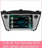 7 inch car dvd vehicle gps navigation automotivo mp3 player Bluetooth for Hyundai IX35 with Amplifier C7066HI