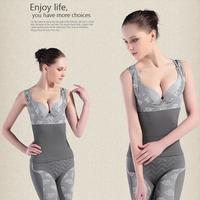 Free shipping Magic full body shapewear gen bamboo charcoal sexy women bodysuits 30 pcs/lot 117.4 USD
