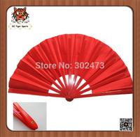 Free Shipping Chinese Traditional Handmade Tai Chi Kung Fu Fan 33cm/36cm