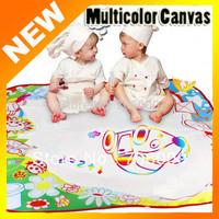 Brand New 5 pcs/ lot  Multicolor Drawing Mat Aquadoodle Drawing Mat Drawing Toys 1 Mat & 2 Magic Water Pens Free Shipping