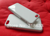 DIY glossy matte case for iPhone 5C  sublimation blank case . full area printable free shipping