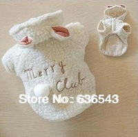 Free Shipping 1PC Hot Sell Berber Fleece Pet Clothes